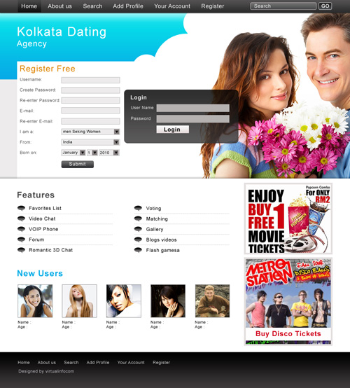 Older Dating Online - Older Dating for the Over 40s in Australia